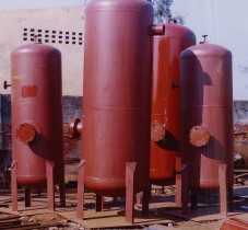 Pressure Vessel Manufacturer in India, High Pressure Vessels Fabricator, Boiler Vessels