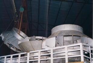 8. Water Treatment Aerator Cone, Voltas