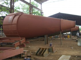 Manufacturer of Industrial Cyclone, dust collectors, separators, filters